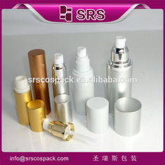 Shengruisi packaging TL020-15ml 20ml 30ml 50ml aluminum lotion bottle