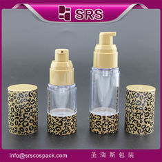 airless pump bottle with good price,15ml 30ml 50ml A027 lotion bottle