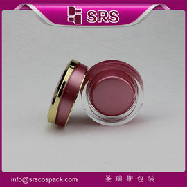 China j031 luxury and good quality empty cream jar supplier