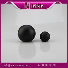 J010 30g 50g high quality empty matte ball shape container